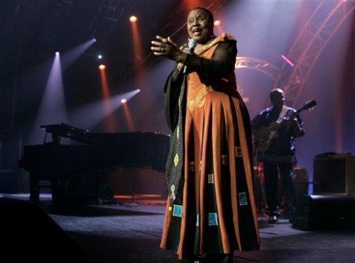 Obit Miriam Makeba